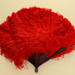 Feather Fan; 1920s; LDFAN2003.254.Y