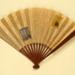 Folding Fan; c. 1900; LDFAN2006.43