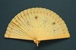 Brisé Fan; c.1920; LDFAN2003.79.Y