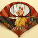 Advertising fan for French Bazaar; c.1931; LDFAN2003.361.Y