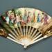 Folding Fan; c. 1790s; LDFAN1994.151