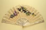 Folding Fan; c. 1880; LDFAN1996.1