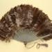 Feather Fan; c. 1910; LDFAN2003.56.Y