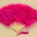 Feather Fan; 1995; LDFAN1996.5