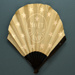 Advertising fan for Moet & Chandon champagne; Regent, L, Eventails Chambrelent; c. 1925; LDFAN2007.37