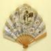 Folding fan advertising Gao for L.T. Piver; c.1920s; LDFAN2007.6.HA