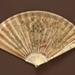Folding Fan; c. 1805; LDFAN2005.21