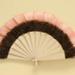 Feather Fan; c. 1920s; LDFAN2001.34