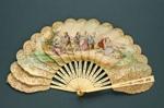 Palmette Fan; c. 1850; LDFAN2003.4.Y