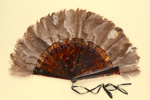 Feather Fan; c. 1920; LDFAN1993.23