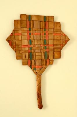 Fixed Fan; c.1930; LDFAN1994.62