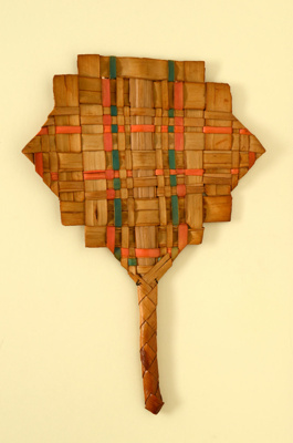 Fixed Fan; c.1930; LDFAN1994.62