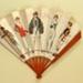 Advertising fan for Parfum Volt, L.T. Piver; c. 1924; LDFAN2007.9.HA