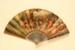 Advertising fan for Cafe Martin, New York; Francolin, Gilet & Cie; c. 1910; LDFAN2012.82
