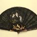 Folding Fan; c. 1890; LDFAN1994.123