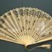 Folding Fan; c. 1890; LDFAN2000.24