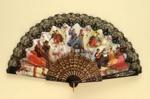 Folding Fan; c.1990; LDFAN1999.21
