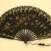 Folding Fan; c. 1895; LDFAN2003.47.Y