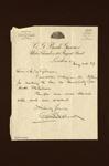 Letter; 1937; LDFAN2010.70