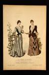 Fashion Plate; Anais Toudouze; 1891; LDFAN1990.57