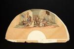Spanish Fan Leaf; c.1890; LDFAN2010.18
