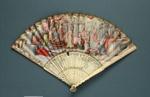 Folding Fan; c. 1740; LDFAN1993.17