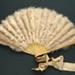 Feather Fan; c. 1920; LDFAN1993.25