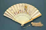 Folding Fan; c. 1870-80; LDFAN1995.31