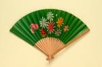 Folding Fan; c. 1950; LDFAN1994.45