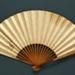 Folding fan for 'The Captain's Tea Party'; c. 1935; LDFAN2000.2