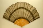 Fontange Fan; c. 1920; LDFAN2012.47