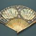 Folding Fan; c. 1750; LDFAN2005.25