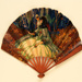 Advertising fan for The Piccadilly Hotel; Maquet; LDFAN2013.40.HA