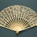 Folding Fan; c. 1890; LDFAN1994.257