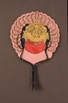 Fixed Fan; c. 1950; LDFAN2003.152.Y