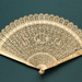 Ivory Brisé Fan, Chinese; c.1820; LDFAN2005.6
