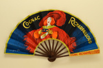 Advertising fan for Cognac Richarpailloud; d'Ylen, Jean; c. 1930; LDFAN1990.34
