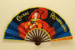 Advertising fan for Cognac Richarpailloud; d'Ylen, Jean, Eventails Chambrelent; c. 1930; LDFAN1990.34