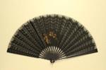 Folding Fan; c. 1890s; LDFAN2006.30