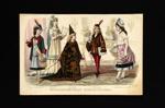 Fashion Plate; c.1880; LDFAN1990.46