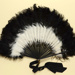 Feather Fan; c. 1880; LDFAN1995.35