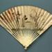 Folding Fan; c. 1770; LDFAN2010.56