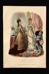 Fashion Plate; Anais Toudouze; 1877; LDFAN1990.94