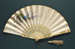Folding Fan; c. 1870; LDFAN1994.81