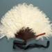 Feather Fan; c. 1920-1930; LDFAN1996.9