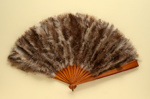 Folding Fan; c. 1880; LDFAN2003.278.Y