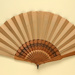 Duvelleroy fan with monture by Podani; Duvelleroy; c. 1880s; LDFAN2012.53