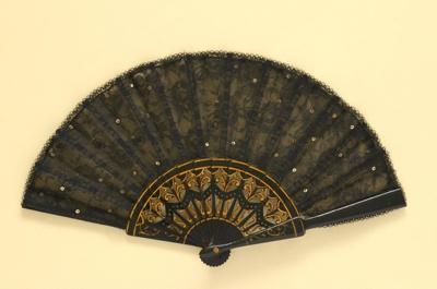 Folding Fan; LDFAN1992.29