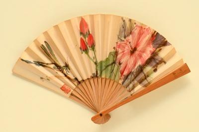 Folding Fan; LDFAN2003.467