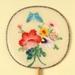 Fixed Fan; c. 1970; LDFAN1993.49